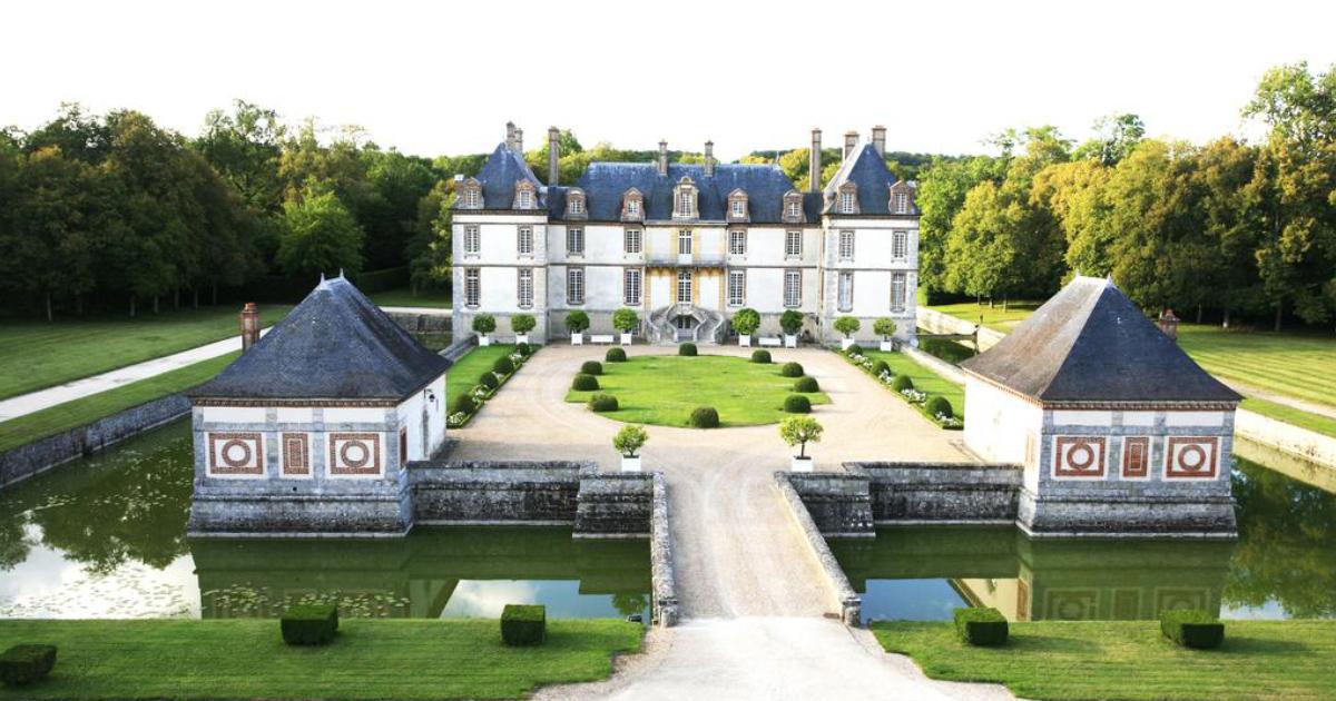 chateau bourron
