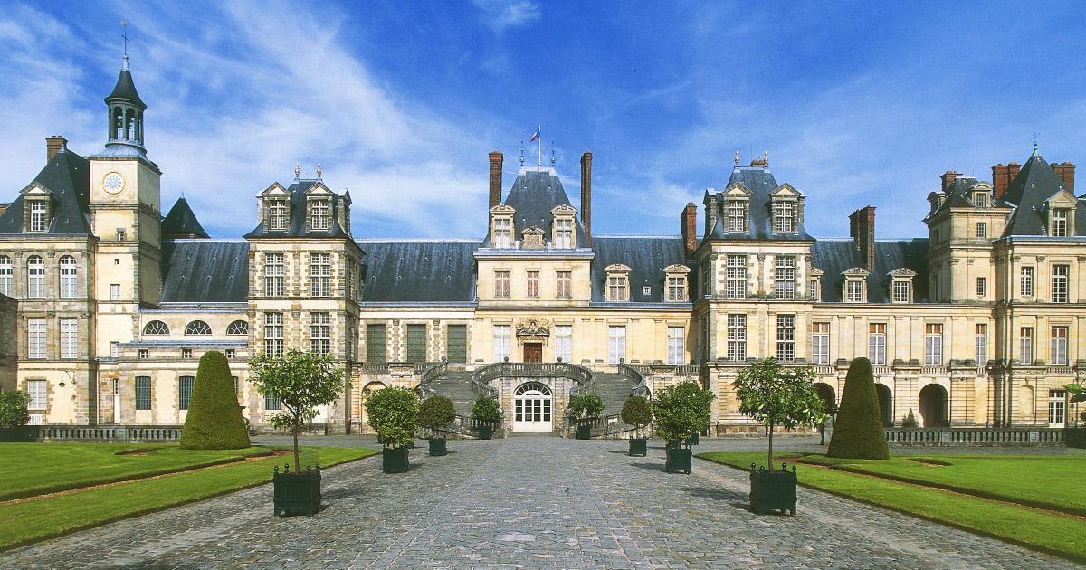 chateau fountainebleau