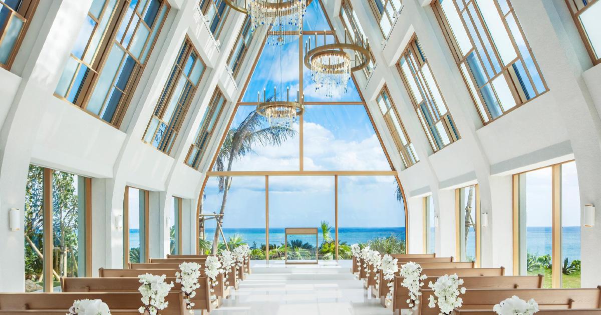 ginoza chapel